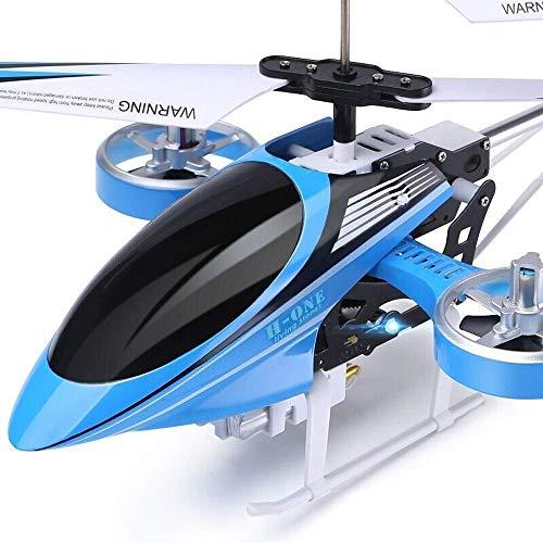 THj Estabilidad Adicional Superior Resistencia a la Carrera de caída Helicóptero de Control Remoto de 3.5 Canales Avión Avión, Construido en giroscopio de 6 Ejes