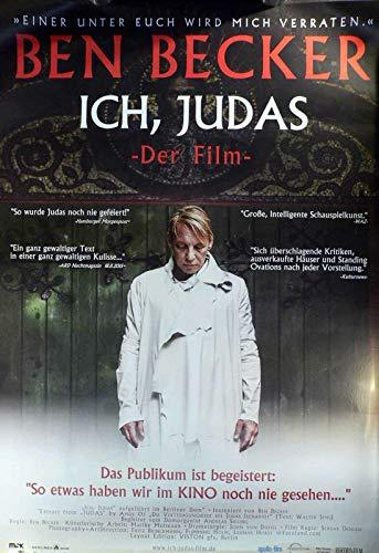 Ich, Judas - Ben Becker - Serdar Dogan - Filmposter A1 84x60cm gerollt