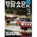 4-Year Road & Track Magazine Subscription