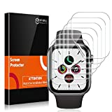 MP-MALL [6 Pack] Screen Protector Compatible with Apple Watch 42mm Series 3 2 1...