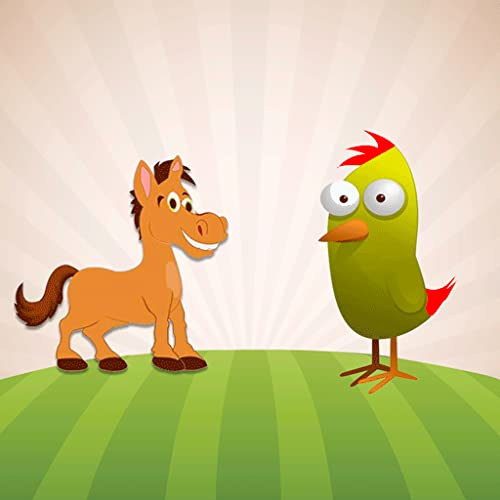 Ultimate Race of Chicken And Horse