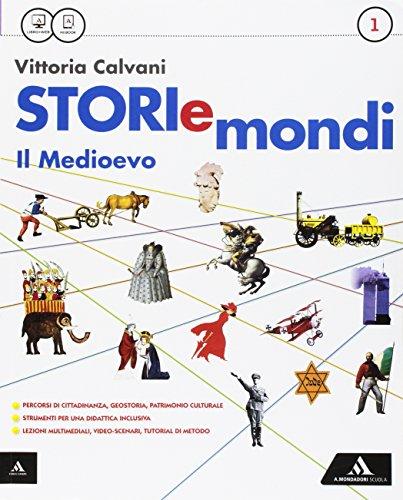 Storiemondi. Per la Scuola media. Con e-book. Con espansione online (Vol. 1)