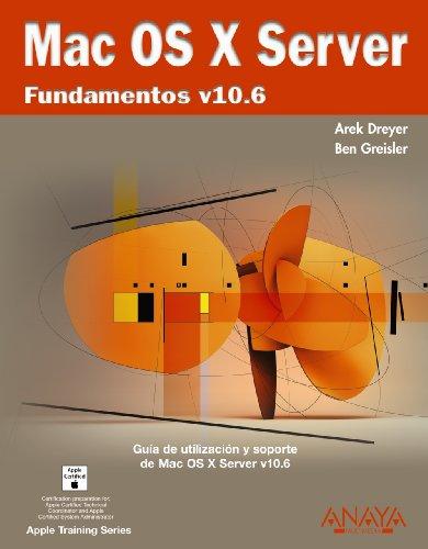 Mac OS X Server. Fundamentos v10.6 (Títulos Especiales)