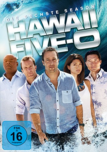 Hawaii Five-0 - Season 6 [6 DVDs]