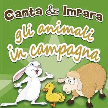 Canta & impara... gli animali in campagna