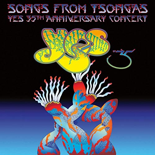 Yes - Songs from Tsongas-35th Anniversary Concert (4LP) [Vinyl LP]