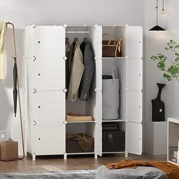 Best portable closets wood Reviews