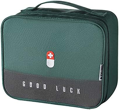 Facibom Portable Max favorite 49% OFF Storage Bag Multifunctional for Kit First Aid H