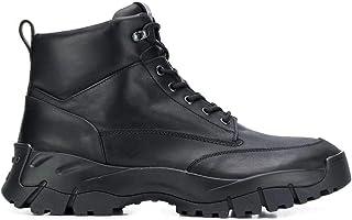 Luxury Fashion | Tod's Men XXM81B0CD00NOAB999 Black Leather Ankle Boots | Autumn-winter 19