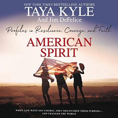 American Spirit cover art