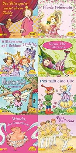 Pixi-Serie Nr. 195: Prinzessin, Elfe und Ballerina