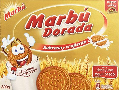 Marbú Dorada Sabrosa y Crujiente, 800g