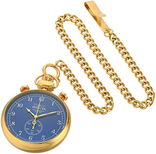 Men's Vintage Quartz Pocket Watch