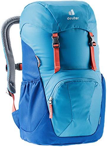 deuter Unisex Jugend Junior Kinderrucksack, azure-lapis, 18 L