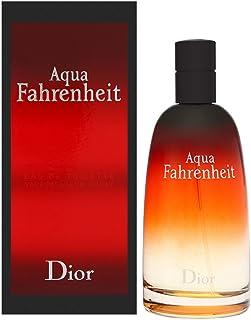 Christian Dior Fahrenheit Aqua 125 ml EDT Spray Perfumes para Hombre Rojo Talla 125 ml EDT Spray