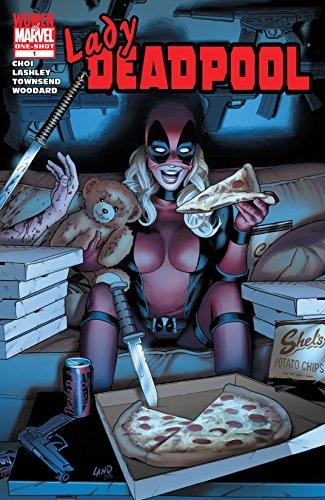 Lady Deadpool (2010) #1 (English Edition)
