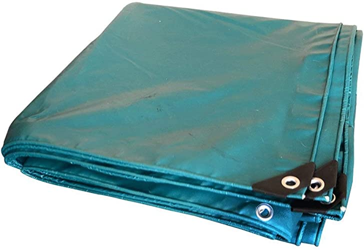 Wangcfsb Bache PVC extérieure imperméable à l'eau, Anti-poussière, Tissu Anti-oxydation, for Tente de Camping, hamac, Piscine, Jardin, Voiture, Moto, Bateau (Taille   4x5M)
