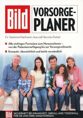 BILD Vorsorgeplaner, 1. Auflage (2014)