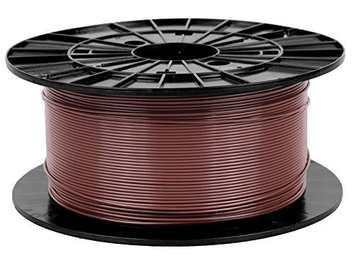 Filament-PM ASA Brown, 1,75 mm, 0,75 kg de filamento de alta calidad fabricado en la UE.