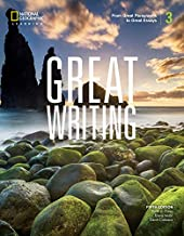 Best great writing 3: from great paragraphs to great essays Reviews