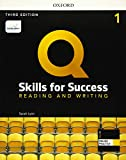 Q Skills for Success (3rd Edition). Reading & Writing 1. Student's Book Pack (Q Skills for Success 3...
