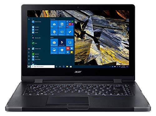 Acer Enduro N3 EN314-51W-53RR Rugged Laptop, 14' Full HD IPS, 10th Gen Intel Core i5-10210U, 8GB DDR4, 256GB NVMe SSD, Intel Wireless Wi-Fi 6, Fingerprint Reader, Windows 10 Professional
