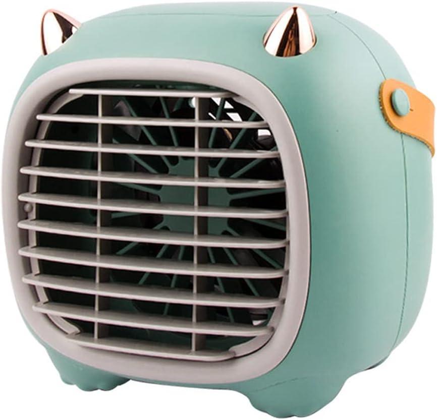 Wanfuzhnagr Little Monster Spray Cooling F store Leafless Fan Special sale item