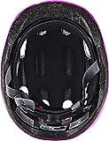 ABUS Smiley 2.0 Kinderhelm - Robuster Fahrradhelm für Mädchen und Jungs - 72567 - Pink mit Schmetterlingsmuster, Größe M - 5