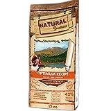 NATURAL GREATNESS - Pienso Pavo y Pollo Saco 12 kg Optimum Recipe Perros...