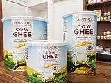 Patanjali Desi Ghee hecho de leche de vaca, 500 g