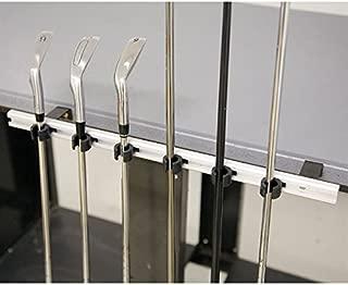 GolfWorks Shaft Drying Adjustable Golf Club Curing Display Rack