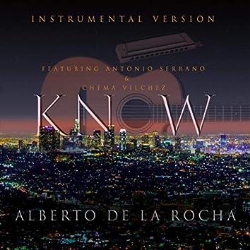 Know (feat. Antonio Serrano & Chema Vílchez)