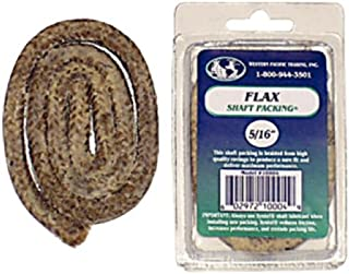 WESTERN PACIFIC TRADING Flax Packing -1/4''