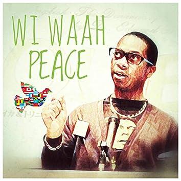 Wi Waah Peace