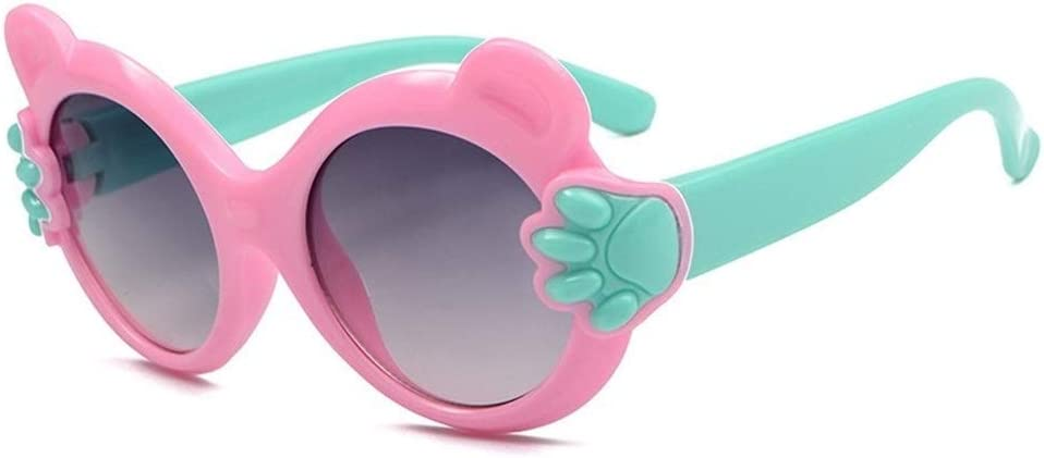 Challenge Special price the lowest price of Japan GAOXUFEI Children's Sunglasses Cartoon Bear Frog Mirr