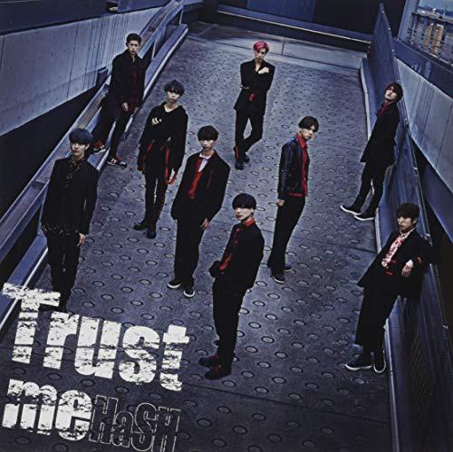Trust me(CD+DVD)(初回盤)