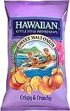 Hawaiian Kettle Style Potato Chips, Sweet Maui Onion, 2 Ounce (Pack of 36)