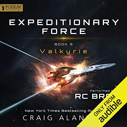 Valkyrie Expeditionary Force, Book 9 - Craig Alanson
