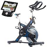 Skandika Hyporion Speed-Bike, mit 24 Kg Schwungscheibe und Smartphone/Tablet Bluetooth Fitness App
