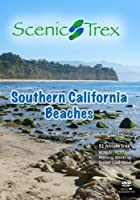 Scenic Trex Southern California Beaches DVD - Virtual Scenic Walking, Cycling, Treadmill Workout