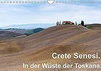 Crete Senesi. In der Wueste der Toskana. (Wandkalender 2022 DIN A4 quer): Toskana: Podere und Landschaften der Crete Senesi. (Monatskalender, 14 Seiten )
