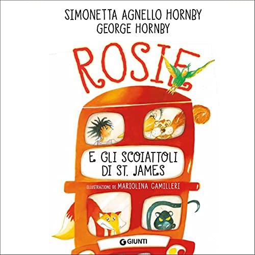 Rosie e gli scoiattoli di St. James copertina