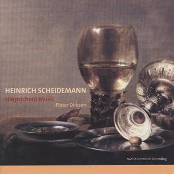 Henrich Scheidemann, Harpsichord Music