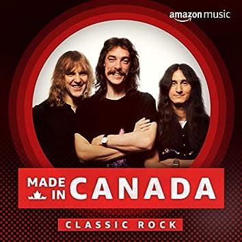 Made in Canada: Classic Rock
