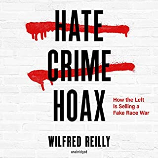 Hate Crime Hoax audiobook cover art