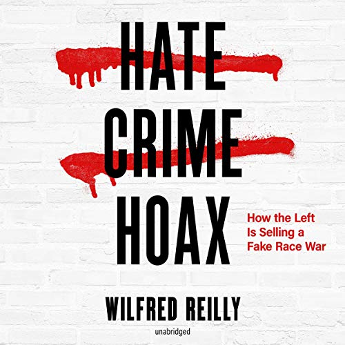 Hate Crime Hoax cover art