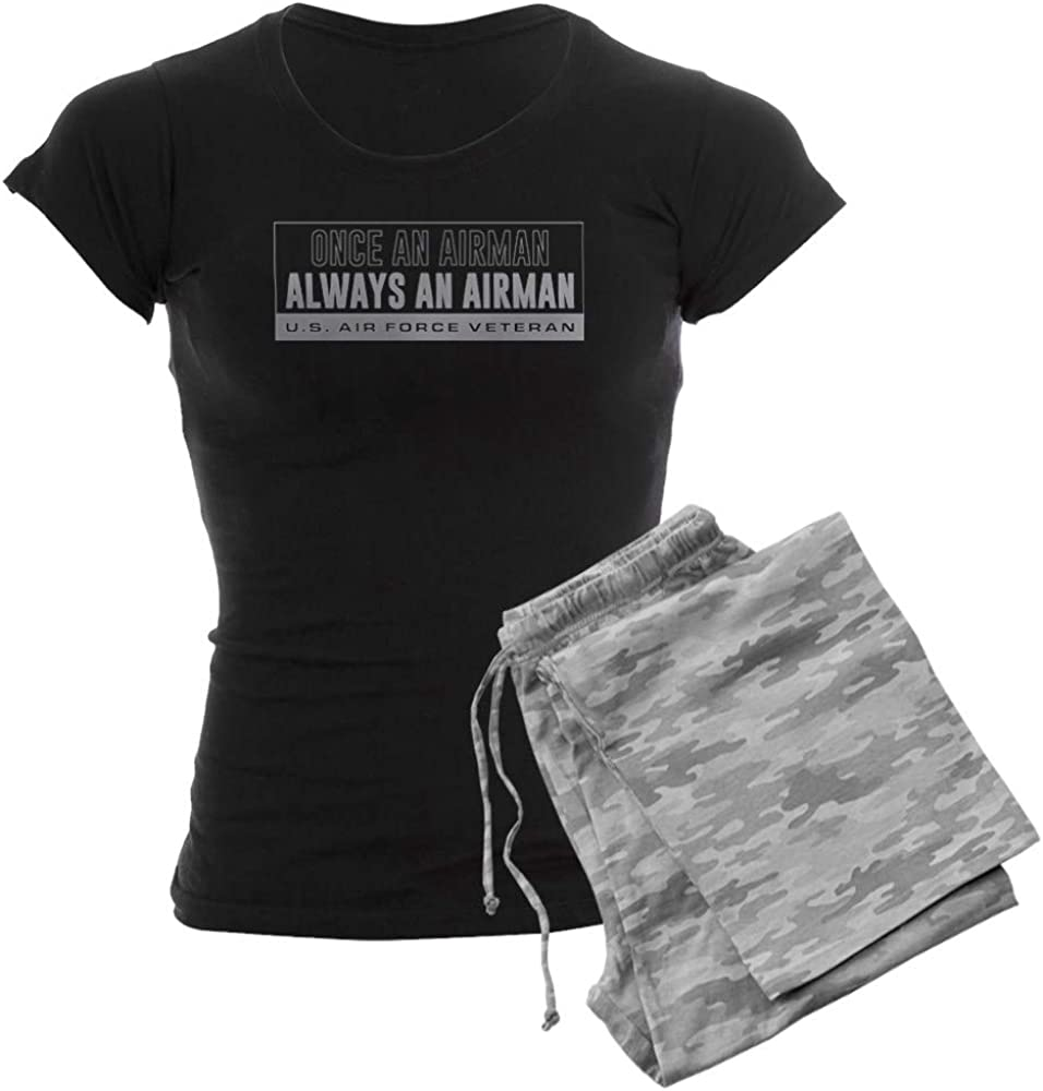 New product!! Large special price CafePress U.S. Air Force Once PJs an Women's Airma