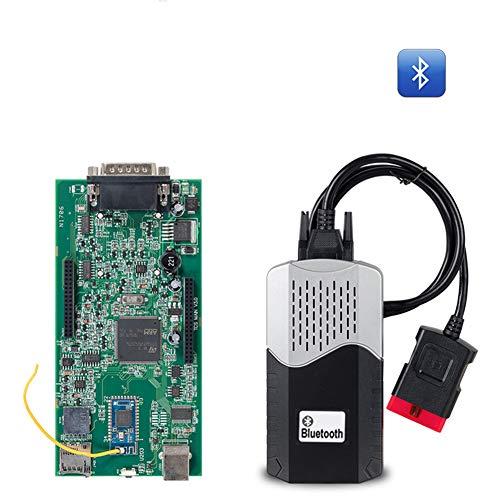 LYzpf Auto Diagnosegerät Bluetooth KFZ Fehlerauslesegerät Test Fahrzeuge LKW Auslesegerät Diagnose Scanner Fehlercode Lesegerät Diagnosewerkzeuge