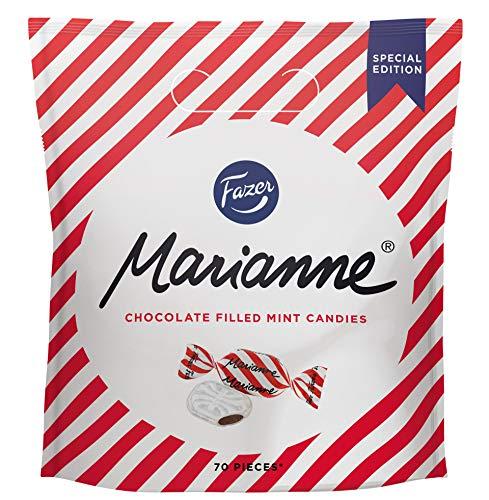 Fazer - Marianne Minzbonbons mit Schokolade - 350g