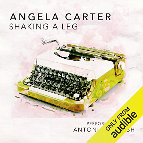 Shaking a Leg audiobook cover art